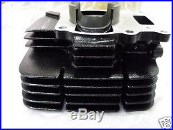 Suzuki TS125 Cylinder 1990 NOS TS125ER CYLINDER BLOCK 11210-48752 TS 125ER