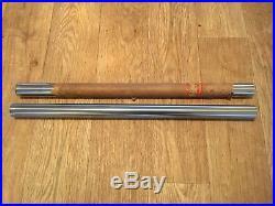 Suzuki TS250 Fork Stanchions, Front Forks NOS 51111-30510