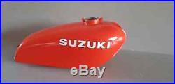 Suzuki Ts125 Ts185 1976 Nos Gas Fuel Petrol Tank