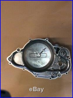 Suzuki Ts250 Ts 250 Clutch Cover Oem Nos 11341-30002