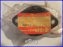 Suzuki Ts400 73-77 Intake Boot Brand New Nos Rare! 13110-32201