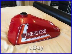 Suzuki Ts50er Tank Nos 07p