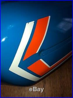 Suzuki gp100/125 petrol tank/side Covers And Tail Box Set NOS Free Postage
