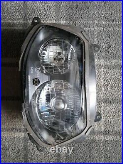 Suzuki gsxr1100 m n 750 gsxr slingshot headlight light lamp nos n e w old