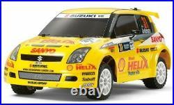 Tamiya Suzuki Swift Super 1600 (58464) Old Stock Clearance