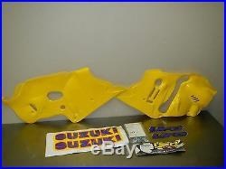 UFO NOS plastic Engine shroud Suzuki 1993-1995 rm250 RM 250 93 94 95 ahrma
