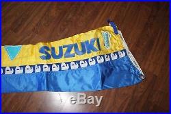Vintage Answer Motocross Pants Suzuki Size 32 Nos Never Used
