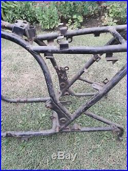 Vintage Classic Suzuki GS550 Frame NOS! . Not GT750 X7 Katana