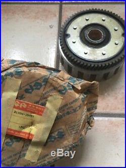 Vintage SUZUKI NOS driven gear clutch basket T500 1968 75 T gt 500 2 stroke new