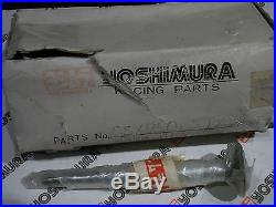 YOSHIMURA RACING SUZUKI GSX1000 KATANA GSX750E EXHAUST VALVES x 4 NOS 16v type